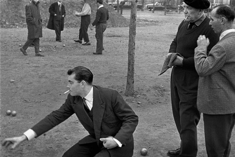 Francja (1962, Paryż), fot. Wojciech Plewiński